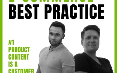 E-Commerce Best Practice Podcast: Product Content is a Customer Service